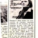 critique Disque 1972